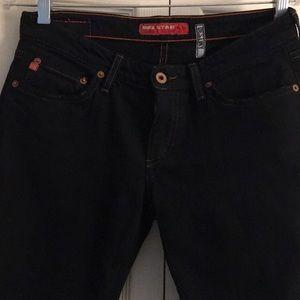 Big Star Destiny jeans dark narrow ankle
